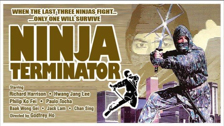 18+ Ninja-terminator jangari kino rus tilida