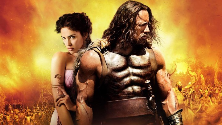 Геракл (2014) 12+ (Hercules)