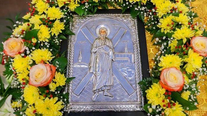 Святой апостол Андрей Первозванный. / Валерий Малышев