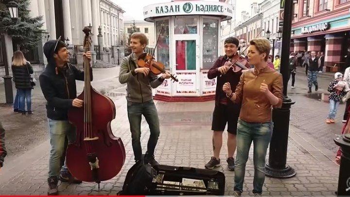 """Девушка супер спела песню """"Такого, как Путин"""""""