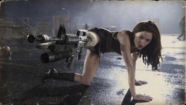 Планета страха HD(ужасы, фантастика, боевик, триллер, комедия, приключения)2007