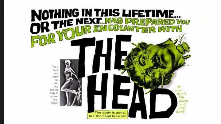 The Head (1959) Horst Frank, Karin Kernke, Helmut Schmid
