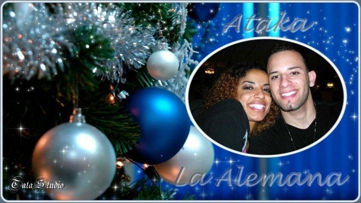 ВОТ ЭТО ТАНЕЦ!!!.. ❄️ МАГИЯ ❄️ исп. ATAKA & LA ALEMANA