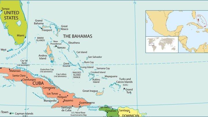 Незабываемый дайвинг с акулами! Нассау, Багамские о-ва. Shark Diving Nassay!