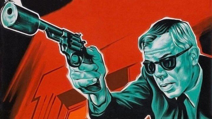 Убийцы (криминальная драма с Ли Марвином, Энджи Дикинсон, Джоном Кассаветисом и Рональдом Рейганом) | США, 1964