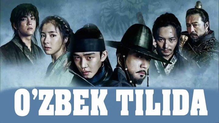 Koreyskiy Jangari film uzbek tilida