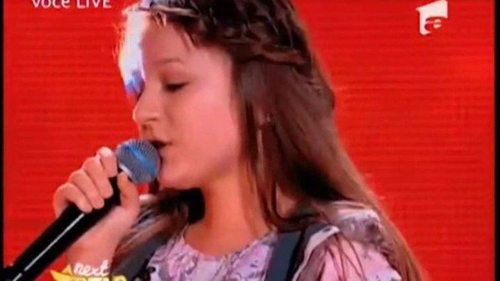 Девочка шикарно спела Пугачеву .... БРАВО!!!!!