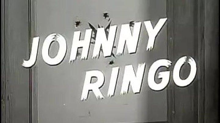 JOHNNY RINGO A QUADRILHA -