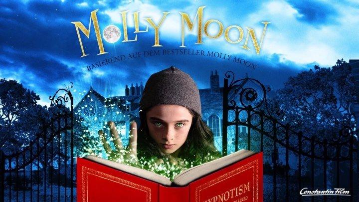 Молли Мун и волшебная книга гипноза 2015 Приключения, Семейный