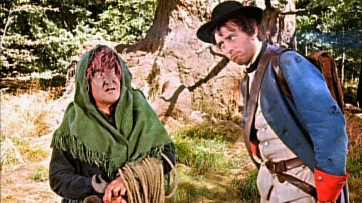 Огниво (1959) ГДР сказка Фэнтези, Драма.