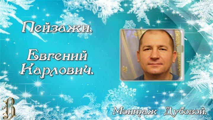 Прекрасная зима Евгения Карлович. Зимний вальс Е. Дога