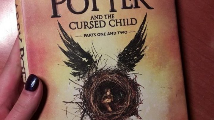 Гарри Поттер и проклятое дитя(Аудиокнига 3 часть)