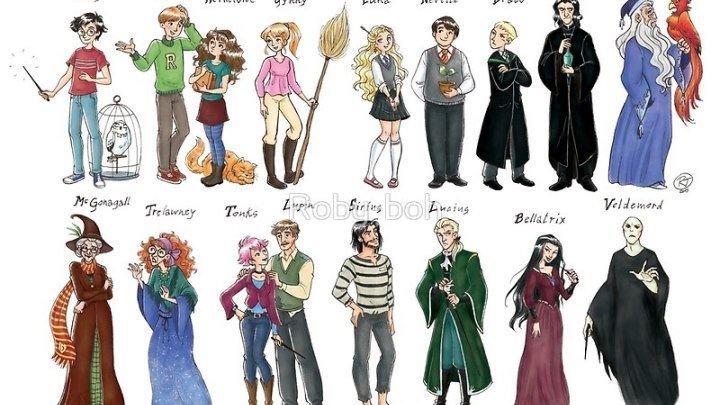 Гарри Поттер и Орден Феникса. (Аудиокнига 6 часть)