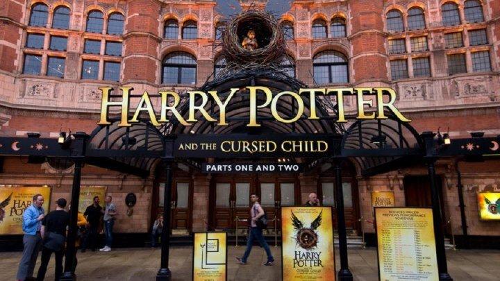 Гарри Поттер и проклятое дитя. (Аудиокнига 11 часть)