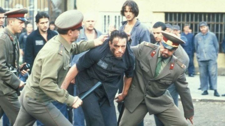 В АДУ . 2003. Драма триллер боевик. (в г.р. Жан-Клод Ван Дамм)
