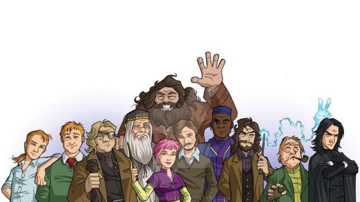 Гарри Поттер и Орден Феникса. Аудиокнига (2 часть)