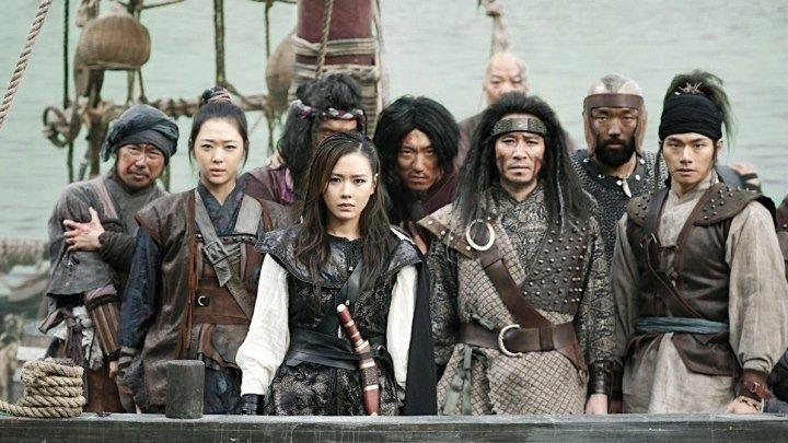 Пираты. Комедия исторический приключения