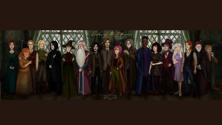 Гарри Поттер и Орден Феникса. Аудиокнига (1 часть)