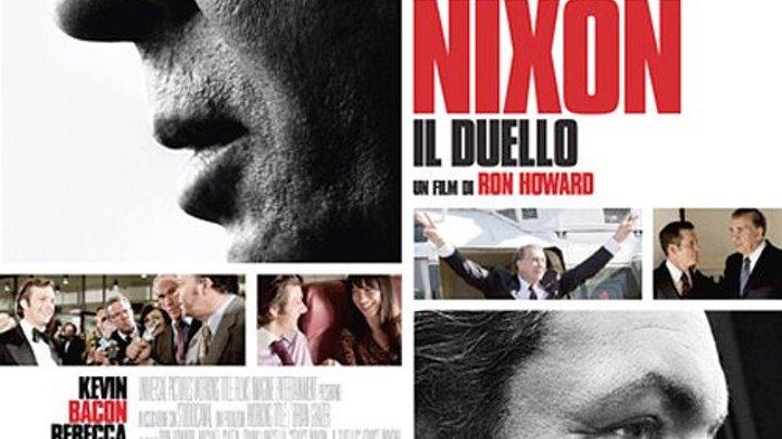 Фрост против Никсона (2009) Биография, Драма, Исторический