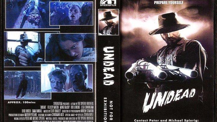 ВОССТАВШИЕ ИЗ МЕРТВЫХ HD(2003) 1080p.Фантастика,Ужасы,Боевик,Комедия