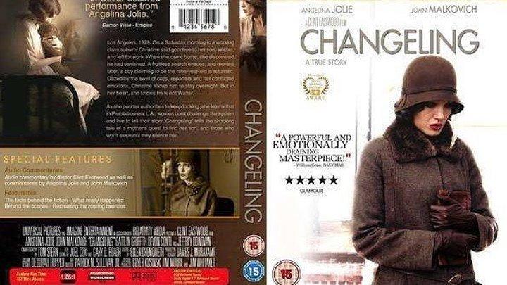 Подмена HD(2008) 1O8Op,Триллер,Драма,Детектив