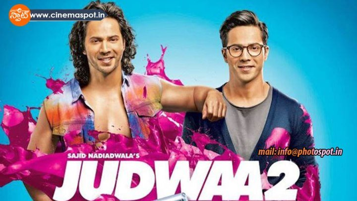 Беспечные близнецы 2 / Judwaa 2 (2017) Indian-HIt.Net
