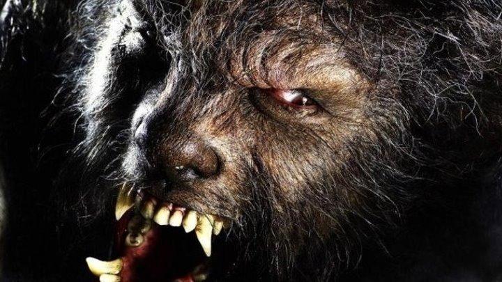 Человек - волк. Драма триллер ужасы