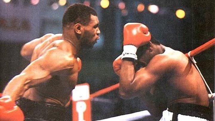 Майк Тайсон против Спинкс бокс бой 35
