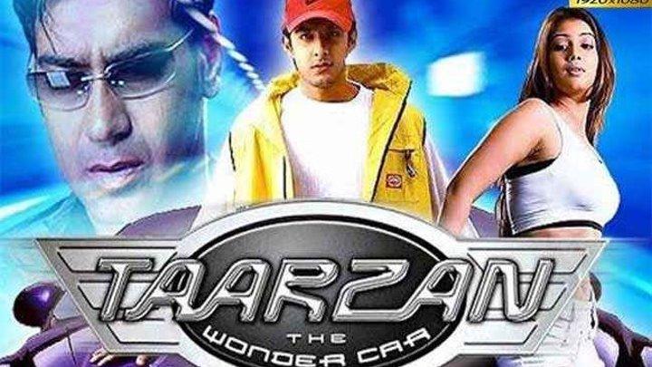 Тарзан Супер-кар / Taarzan The Wonder Car (2004) Indian-Hit.Net