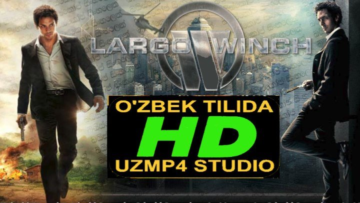 Largo vinch Iptido O'zbek tilida HD (uzmp4 studio)