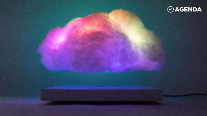 Дизайнер из Бруклина изобрел парящее облако-колонку
