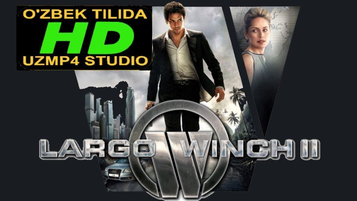Largo vinch 2 O'zbek tilida HD (uzmp4 studio)