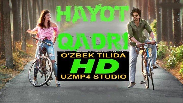 Hayot Qadri(Hind Kino O'zbek Tilida) HD uzmp4 studio