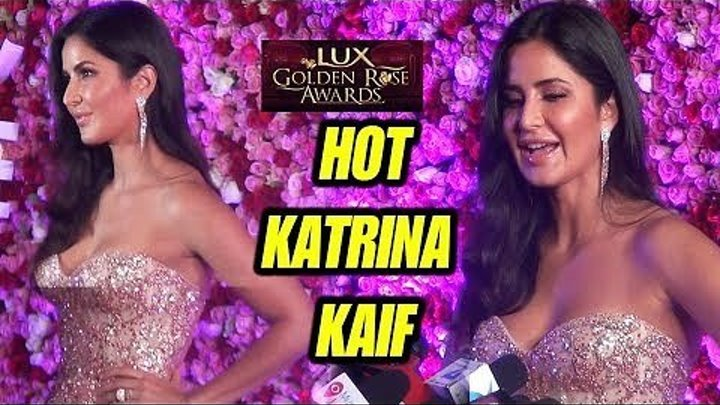 Катрина Каиф на Lux Golden Rose Awards 2017