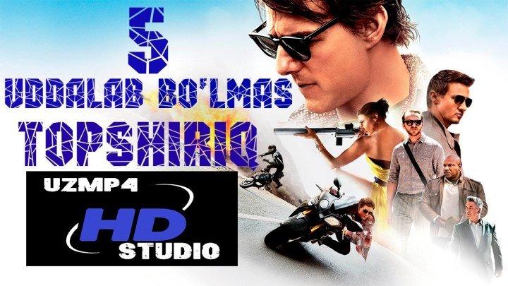 Uddalab bo'lmas topshiriq 5 HD O'zbek tilida (uzmp4 studio)