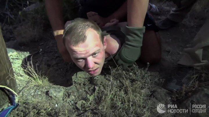 ФСБ задержала агента Украины, готовившего диверсии в Судаке в Крыму