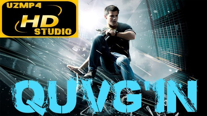Quvg'in Кувгин O'zbek tilida HD uzmp4 studio