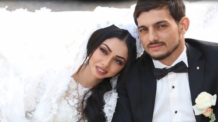 Цыганская свадьба по европейски . Самир и Ганга .