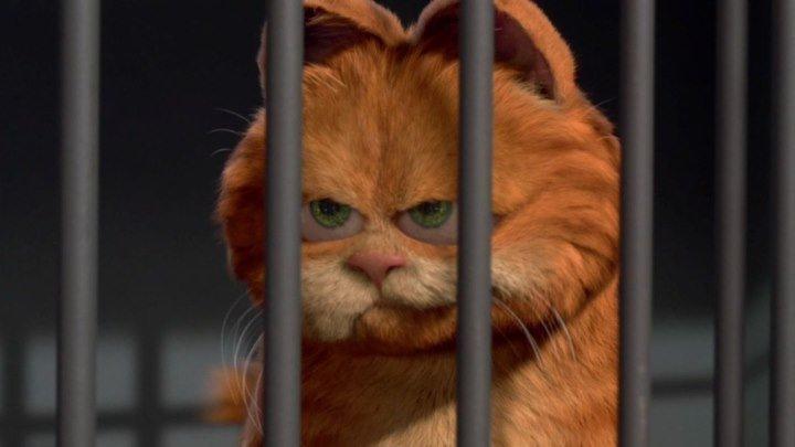 Гарфилд (Garfield). Комедия семейный