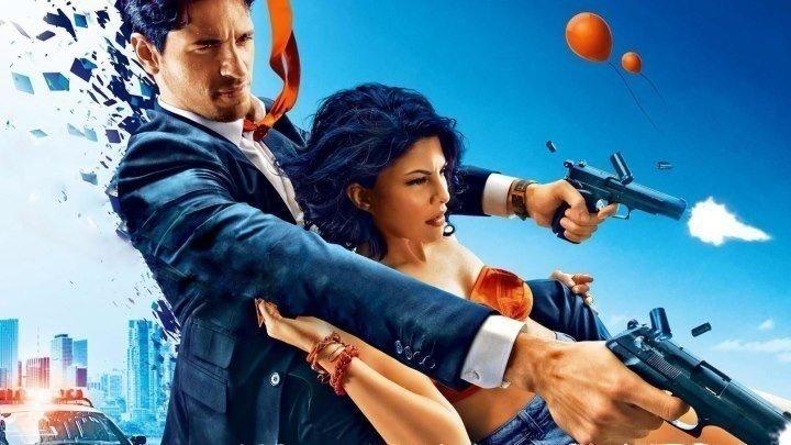 ДЖЕНТЛЬМЕН (2017). боевик, мелодрама, комедия (Индия)