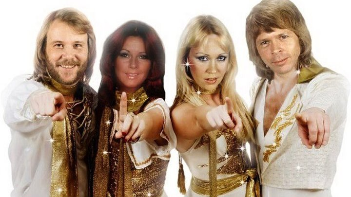 #НОСТАЛЬГИЯ# - ABBA - Happy New Year 1980