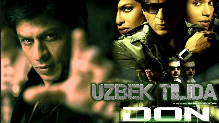 Don 1-2 (Uzbek tılıda) Hind kino