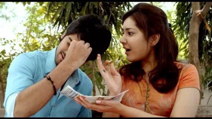 😍Замечательный индийский фильм 😍 про любовь😍 Oohalu.
