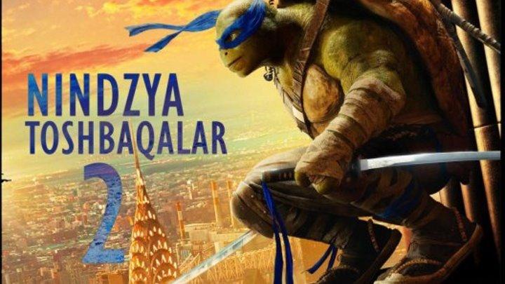 Nindzya toshbaqalar 2 (O'zbek tilida ).mp4