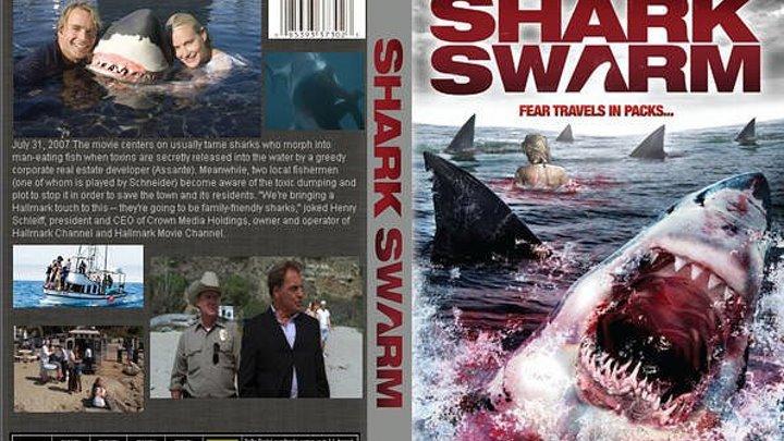 ,,Стая акул., ужасы (2008) серия 2
