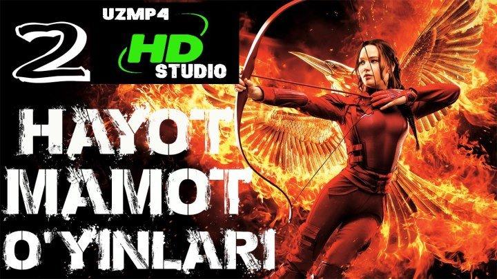 Hayot Mamot oyinlari 2 HD (O'zbek tilida) uzmp4 studio