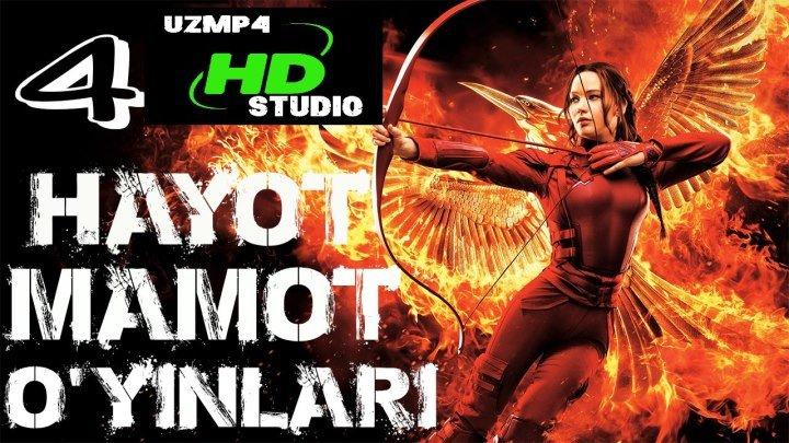 Hayot Mamot oyinlari 4 HD (O'zbek tilida) uzmp4 studio