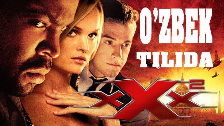 Uch xxx 2 O'zbek tilida HD uzmp4 studio