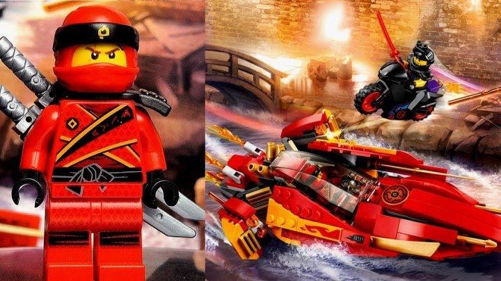 LEGO Ninjago 70638 Катана V11 Обзор Лего Ниндзяго 8 сезон