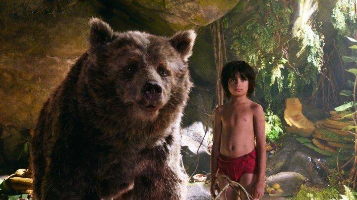 Вторая книга джунглей:Маугли и Балу. 1997. Драма.Комедия.Приключения.Семейный.